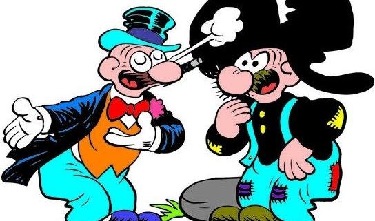 John Rose - Snuffy Smith Cartoonist