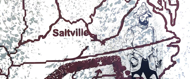 Europeans Arrive - Museum of the Middle Appalachians - Saltville, VA